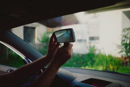 車検の有効期限はシールを見てはいけない