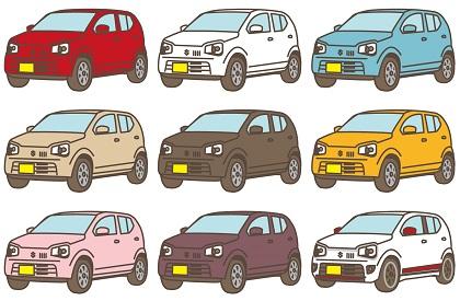 軽自動車は普通自動車と車検で違いがあるのか?